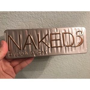 Urban Decay Makeup - Urban Decay Naked 3 palette